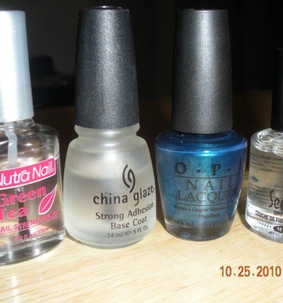 My Nail Care Regimen