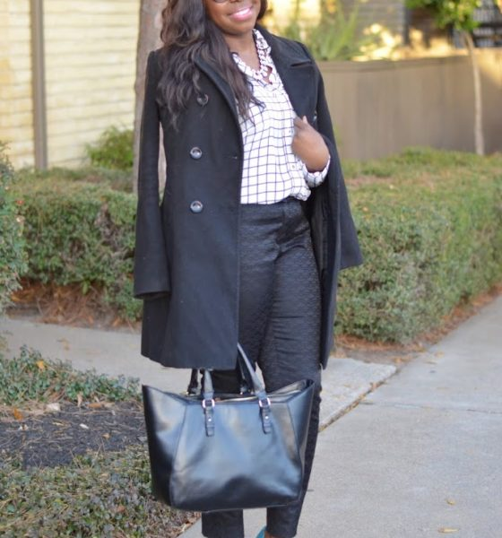 Windowpane Print Trend