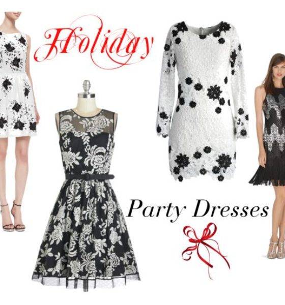 2014 Holiday Party Dresses