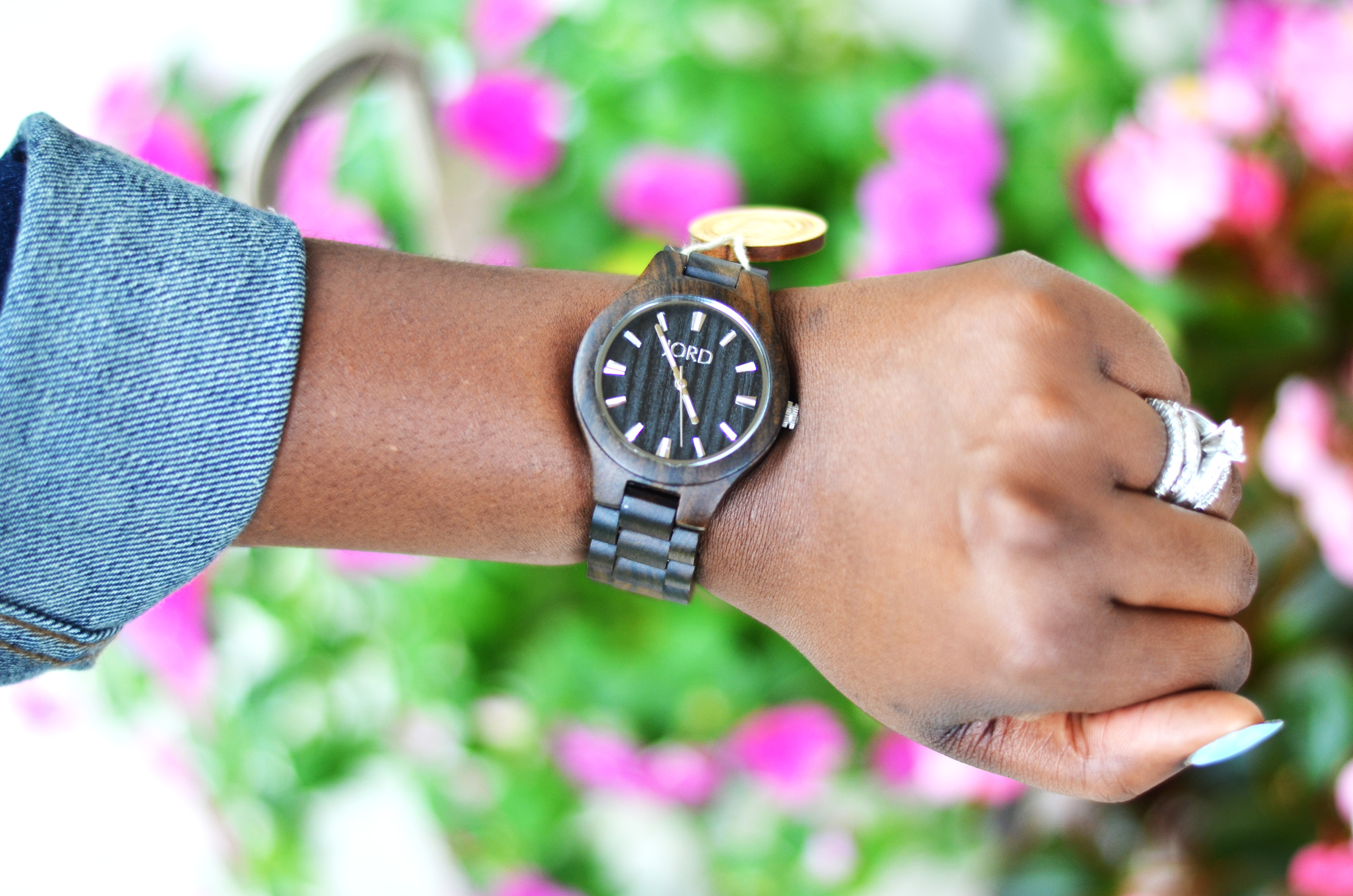 Spring Summer Style Jord Wooden Watch