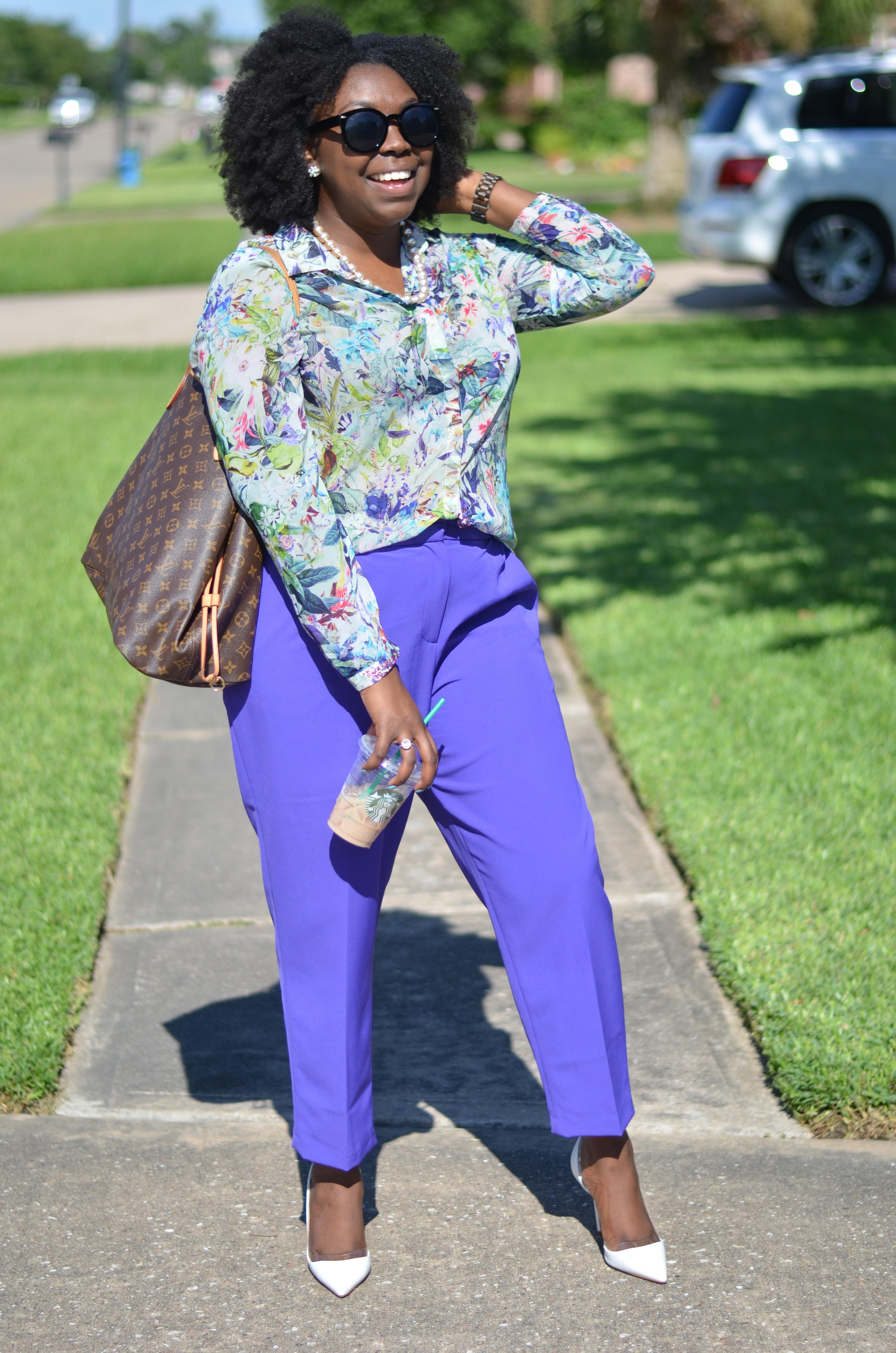 Brilliance Of B Style & OOTD
