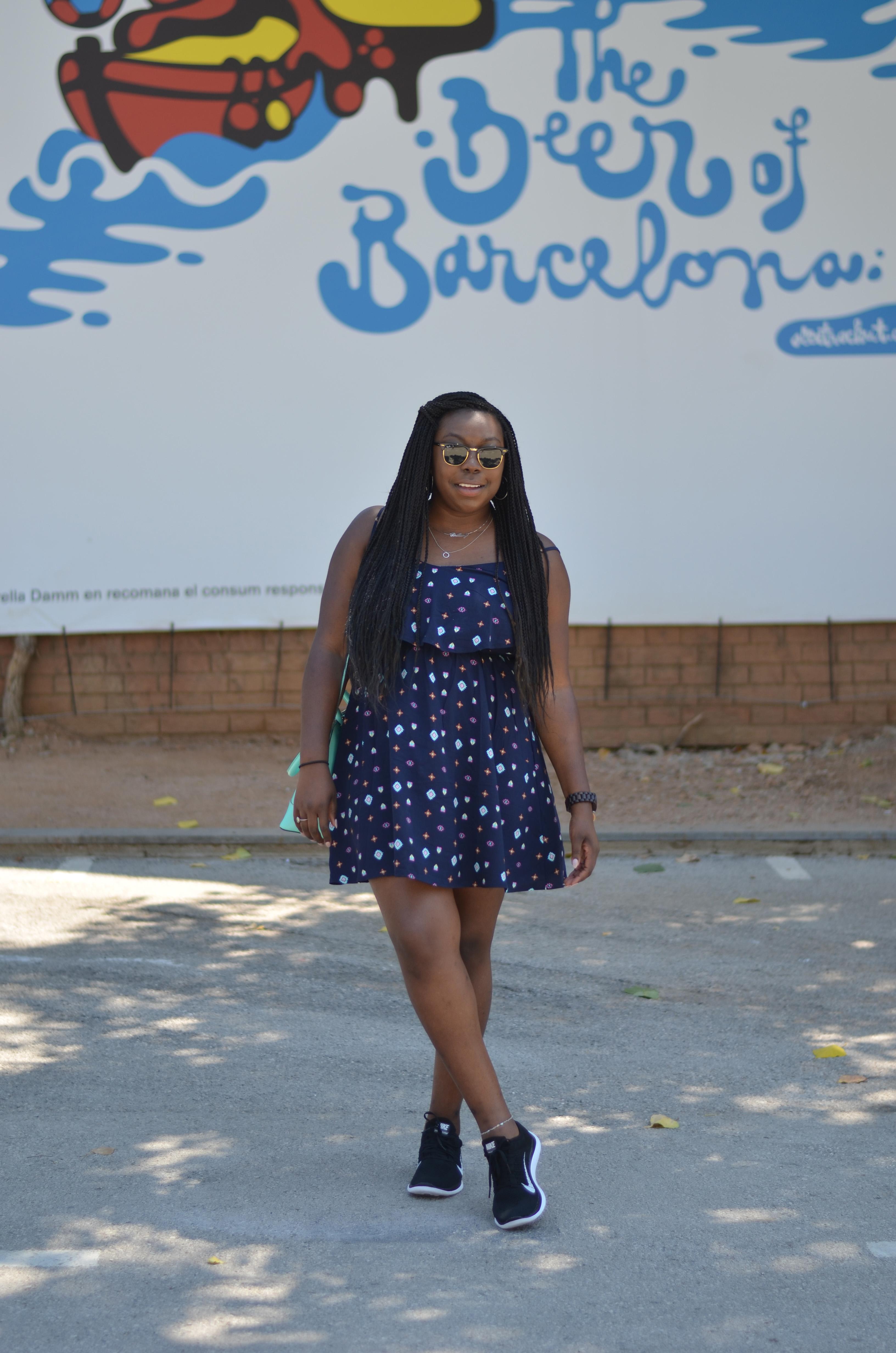 Blogger Street Style: Barcelona