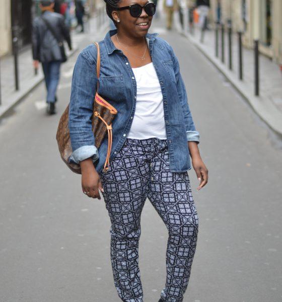 Paris Style: Comfortable Tourist Style