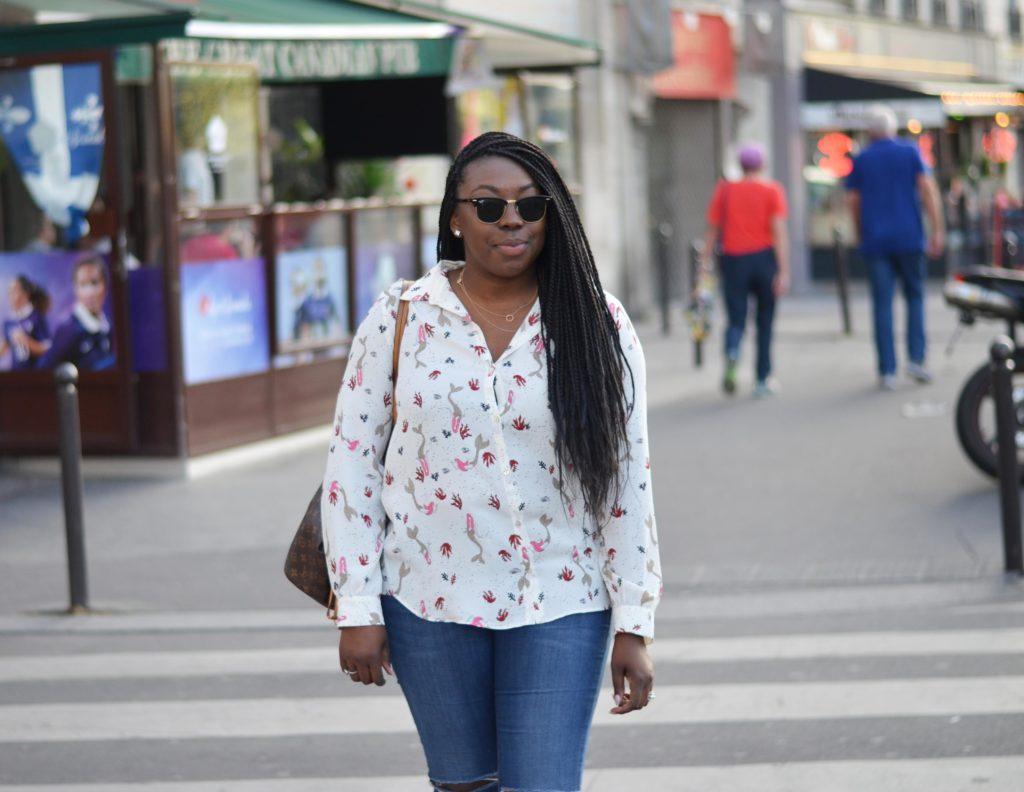 Blogger Style in Paris