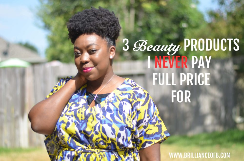 Affordable Beauty Products at Drugstore