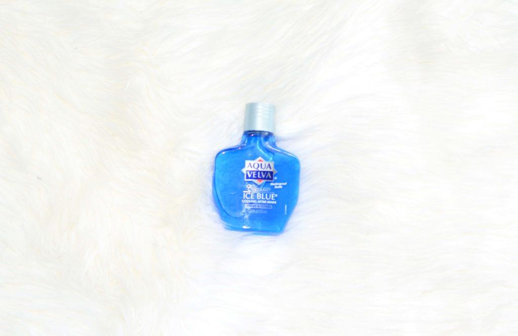 Aqua Velva Ice Blue Cooling After Shave