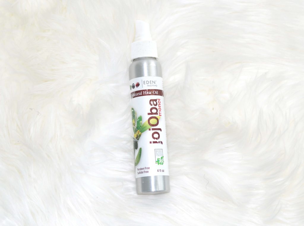 Eden Body Works Natural Hair Oil
