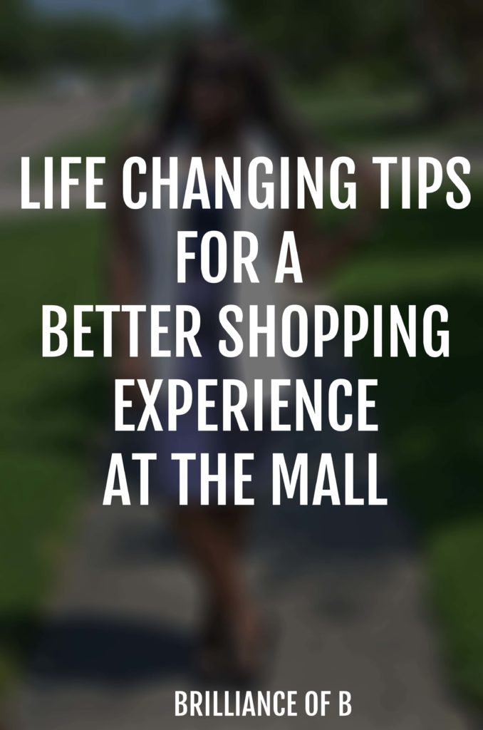 How to Shop for clothes - Tips for shopping at the mall