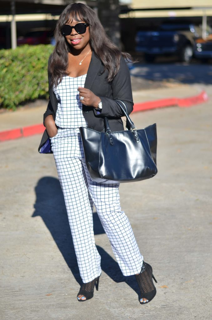 Window Pane Outfit