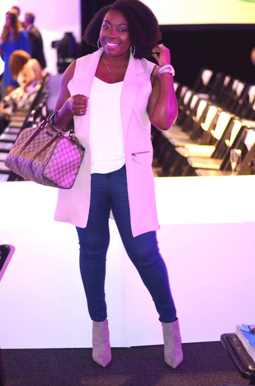 Vogue + Houston Galleria Fashion Show