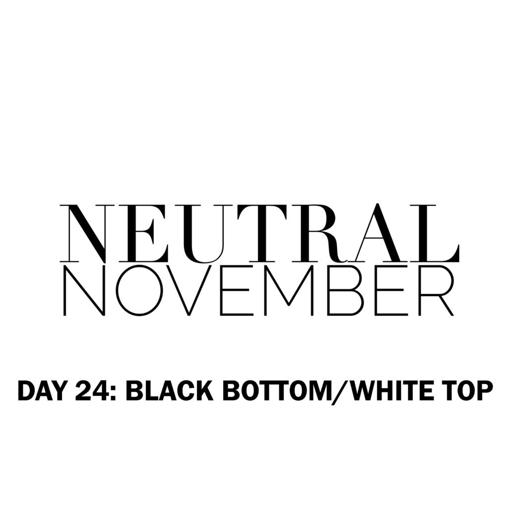 neutralNovemberDay24