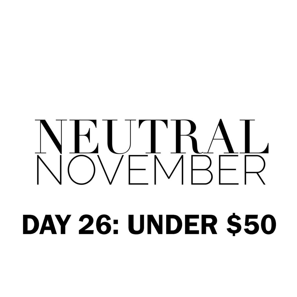 neutralNovemberDay26