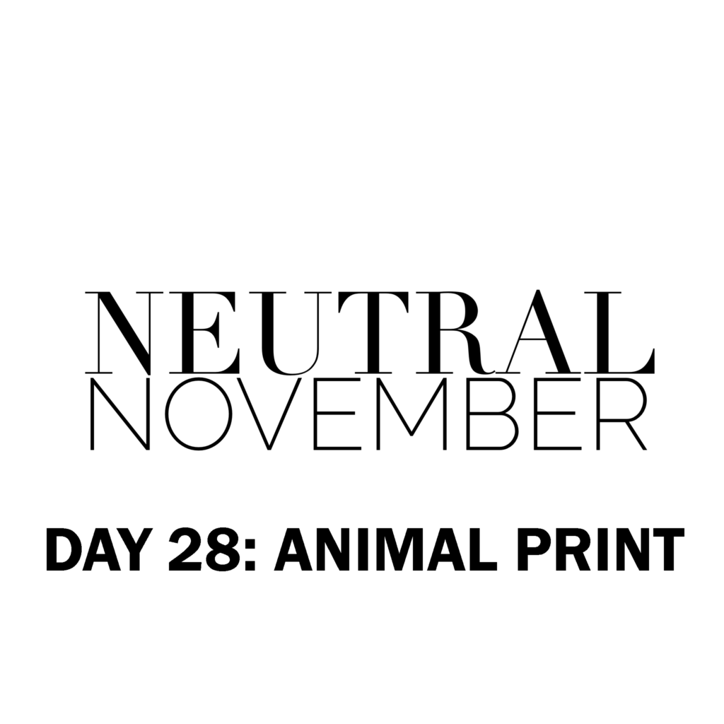 neutralNovemberDay28
