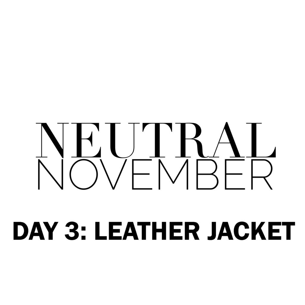 neutralNovemberDay3
