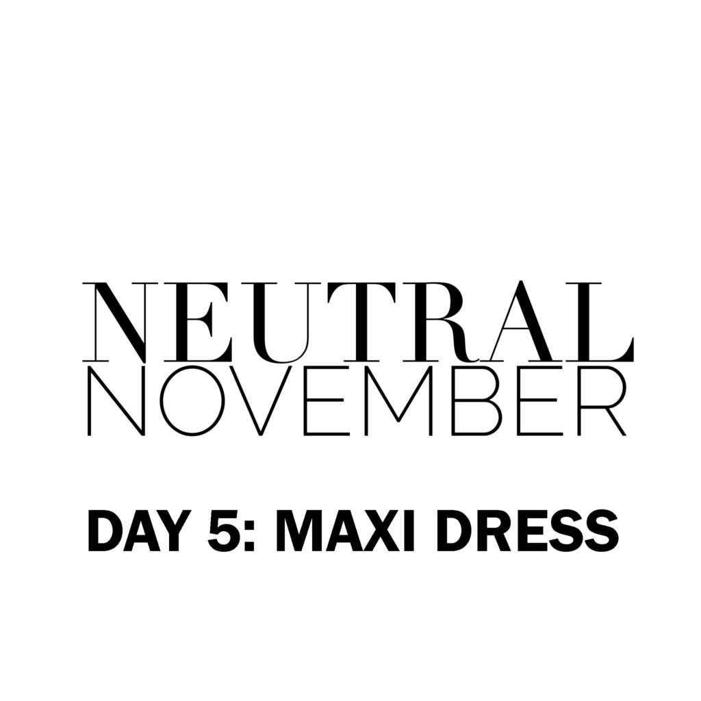 neutralNovemberDay5