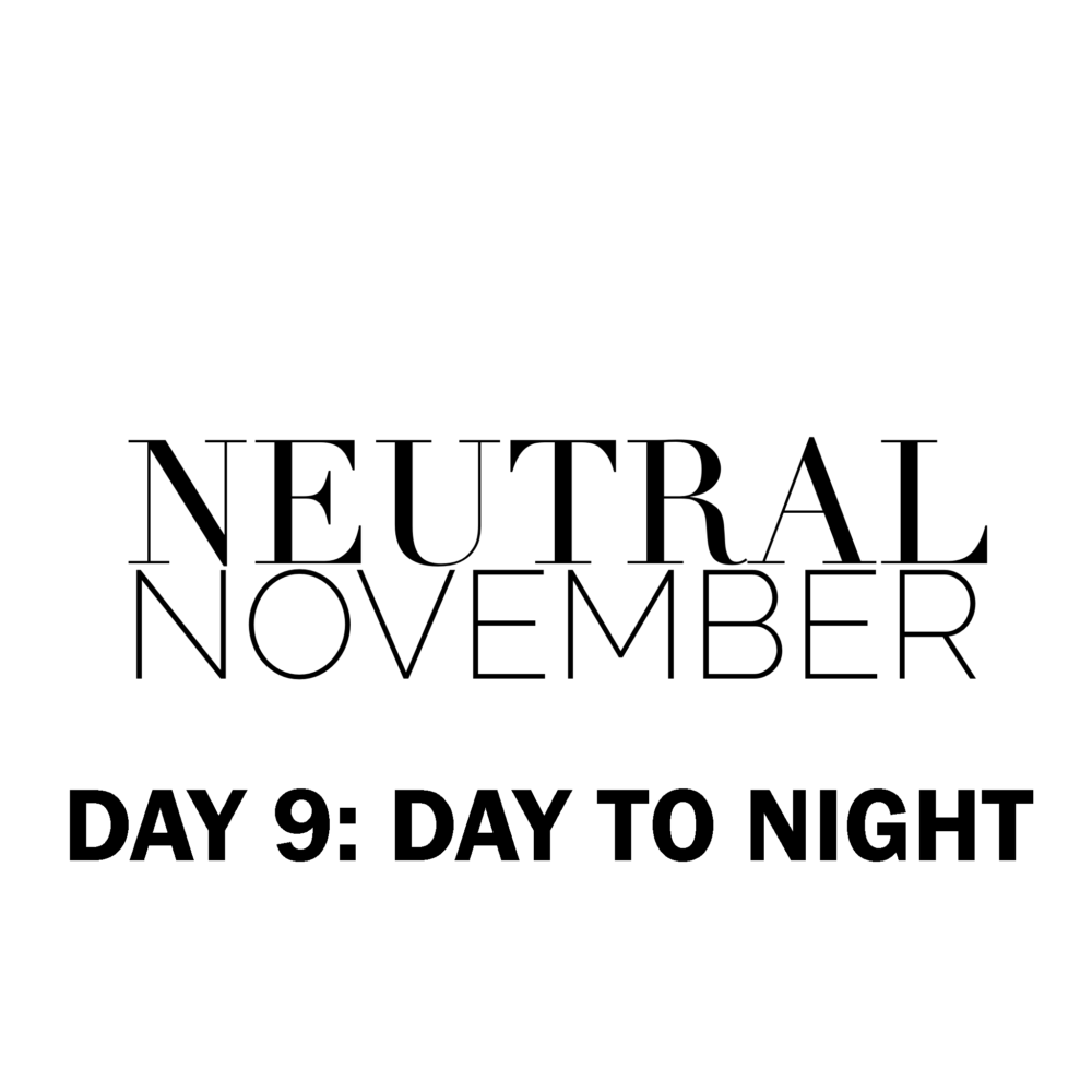 Neutral November