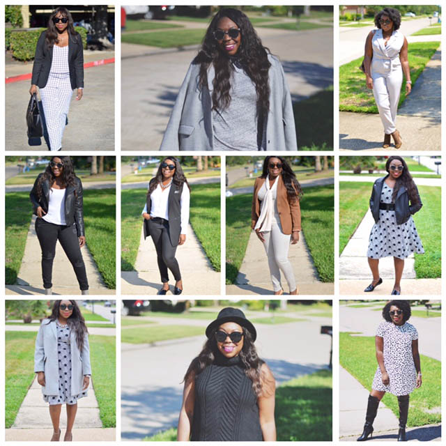 Brilliance Of B Neutral November collage outfits